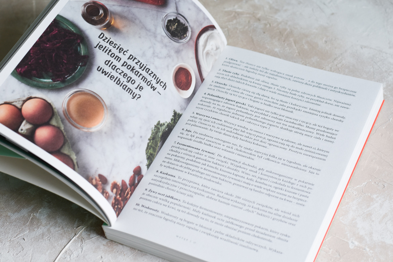 """Bliny ze szpinakiem i ricottą, czyli wytrawne placki z książki """"Dieta mądrych jelit"""" + recenzja"""