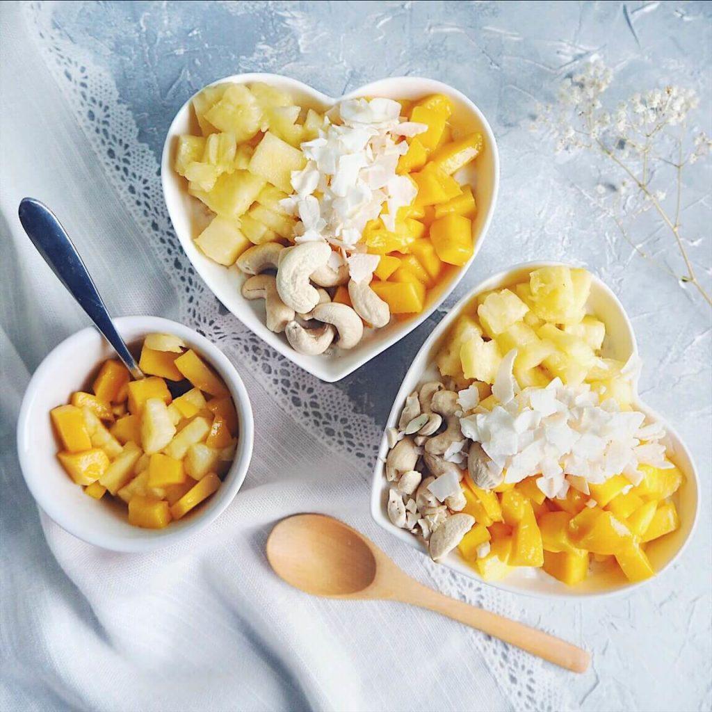 """5 prostych i zdrowych przepisów oraz ciekawostki z wyzwania """"5 porcji warzyw i owoców dziennie"""""""